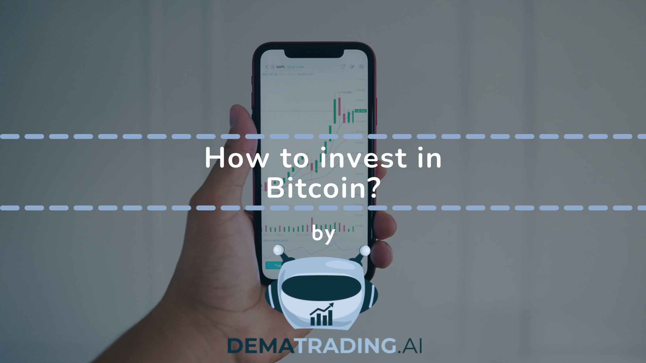 Read more about the article How to invest in Bitcoin?